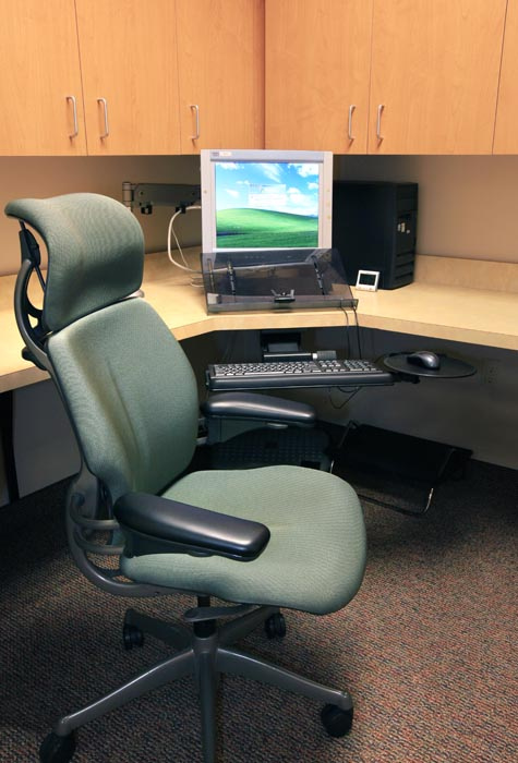 Ergonomic and Assistive Technology Area