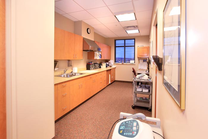 Hand Therapy Area